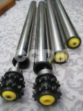 Rullo d'acciaio di accumulazione di attrito della ruota dentata del doppio di stile C140/filetto femminile