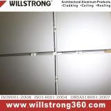Rivestimento solido di alluminio del comitato PVDF per il rivestimento esterno della parete divisoria