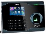 Terminal de comparecimento biométrico da impressão digital quente de WiFi da venda (U160)