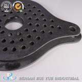 Placas recristalizadas refractarias de alta resistencia del horno del carburo de silicio (SIC) para los muebles del horno
