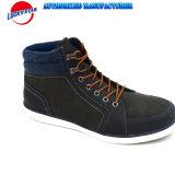 Fw18標準的な人の偶然靴のブート様式PU/Furの新しいデザイン