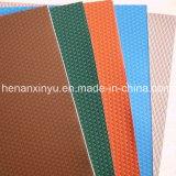 Il colore del PE PVDF ha ricoperto lo strato di alluminio impresso stucco