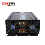 Una sola salida 1-200kw onda senoidal modificada CARSPA 4000W inversor de potencia CAR4KU