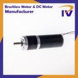 La velocidad nominal 1500-7500 motor DC de cepillo para la industria