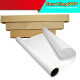 Película movible Ec-Pet115ew7 del animal doméstico blanco