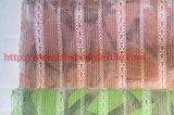 Tessuto di cotone tinto del poliestere del jacquard per le donne vestito o camicia