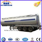 3 Wellen-Aluminium-halb LKW-Schlussteil-Öltanker für Verkauf