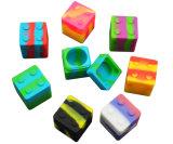 Новая конструкция повредить антипригарное покрытие 9 мл СИЛИКОНОВОГО ГЕРМЕТИКА пищевой категории Lego ЗАКРУГЛЕННОЙ ПАНЕЛИ DAB контейнер