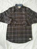 Дешево оцените нас шток рубашек шотландки размера типа большой