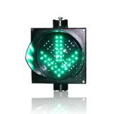 Anschlag des Zoll-Station-Signal-200mm gehen LED-Ampel