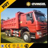 Sinotruk HOWO 6X4のダンプトラックの頑丈なトラック