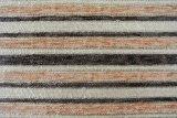 ポリエステルシュニールの縞のカーテン(fth31810b)