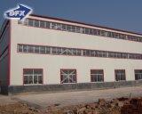 De gebouwde Workshop Van uitstekende kwaliteit van de Installatie van de Bouw van de Structuur van Directeur Prefabricated Light Staal