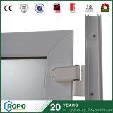 Коммерческие UPVC двойные стекла для распашной двери