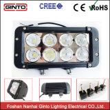 Offroad auto peças 80W 8 polegada na barra de luz LED CREE para veículo Jeep (GT3302-80W)
