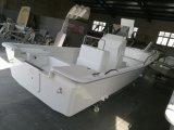 Liya entspannende Fiberglas-Fischerboot19ft Panga-Arbeits-Fischerboot