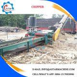 Usine de fabrication de papier utilisation spéciale logarithmes naturels en bois en bambou Chipper