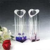 Bello vaso a cristallo di alta qualità
