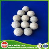 23-26% bolas de cerámica del alúmina inerte