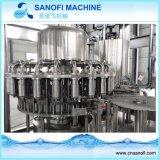 Máquina de engarrafamento plástica da bebida automática do suco do concentrado