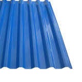 물결 모양 폴리탄산염 장 온실 플라스틱 장 수영풀 지붕