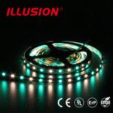 Indicatore luminoso di striscia flessibile di RGB RGBW SMD LED di approvazione dell'UL TUV
