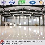 Sinoacme langer Überspannungs-Stahlrahmen-Flugzeug-Hangar-Aufbau
