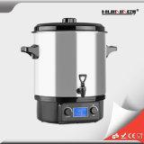 cocina eléctrica grande del control de la temperatura de Digitaces de la capacidad 27L para el tarro del atasco