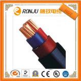 Alimentation 450/750V usine populaires isolés en PVC le fil électrique et le câble 16mm