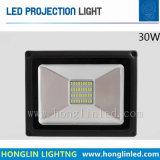 Riflettore del riflettore LED di alto potere 50W dell'indicatore luminoso di inondazione del LED