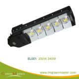 SL001 60Wの穂軸LEDの街灯