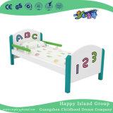 幼稚園はからかうキャビネット(HG-6403)が付いている壁の木の拡張可能な学校のベッドを