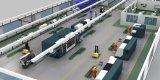 Kundenspezifischer Lithium-Batterie-Satz für Lager-LogistikAgv