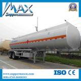 半衝撃の価格3の車軸35000L-60000L原油の輸送タンクトレーラーの燃料のタンカーのトレーラー