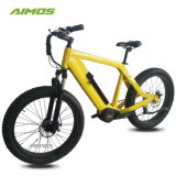 48V 14Ah Motor Central Eléctrica Aimos Mountain Bike
