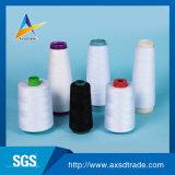 502染められたポリエステル縫う糸(染められたヤーン、プラスチック管、中国からの工場)