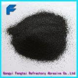 Le corindon noir de l'alumine fondue noir pour les abrasifs