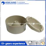 ふたが付いている円形のメラミン防風の灰皿