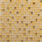 Königliche spezielle goldene Glasmosaik-Kristallglas-Mosaik-Fliese