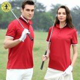 Chemise de polo en gros de sport de 2017 étés pour les hommes et des femmes