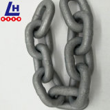 DIN766 Médios Cadeia galvanizados a quente padrão