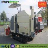 4LZ-2.2 Precio barato de material agrícola cosechadora de arroz de oruga