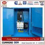 Dcec OEM Cummins Engine 200kVA/160kwのATSが付いている電気無声ディーゼル発電機