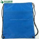 昇進のための安い体操のドローストリングのバックパックの大きさの引きの網袋