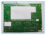 Высокочастотная монтажная плата PCB с Rogers PCB 2 слоев