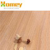 Cliquez sur l'usure en plastique résistant aux planchers de vinyle SPC en bois