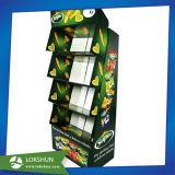 Compartimento de cartón personalizadas de alta calidad mostrar