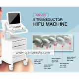 Neue Berufsverjüngung Hifu Schönheits-Maschine der haut-2017