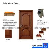 Portello di legno solido della quercia di disegno moderno 2017