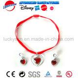 De Halsband van de Juwelen van het hart en het Stuk speelgoed van de Oorring voor de Bevordering van het Meisje